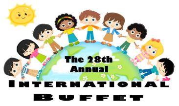 28th Annual International Buffet