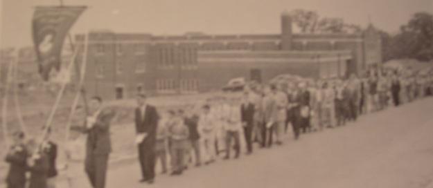May Procession 1955 - 1