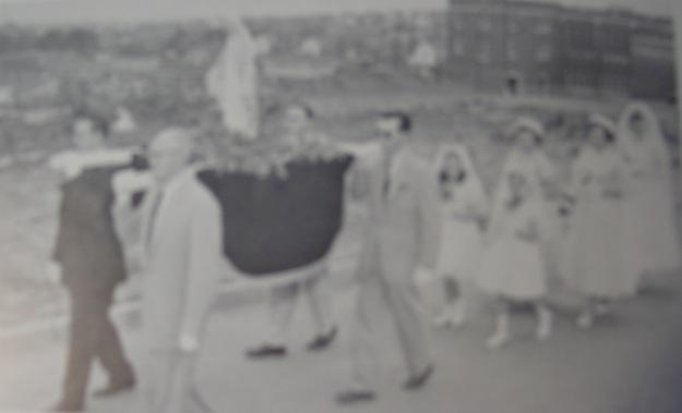 May Procession 1955 - 2