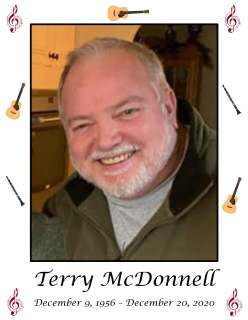 Terry McDonnell